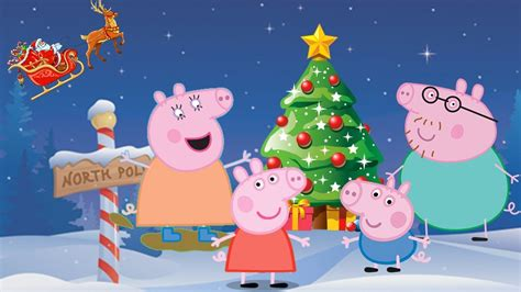 peppa pig christmas tree christmas decoration ideas