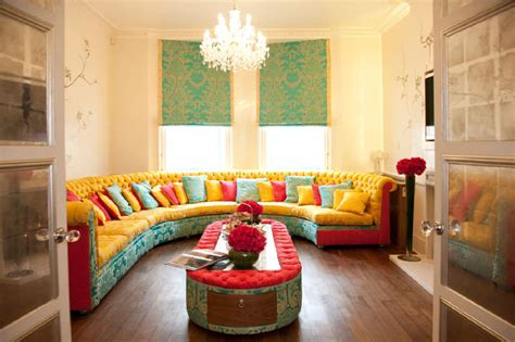 bright colored bedrooms live 6 ways to use bold color for interior decorating drama ation