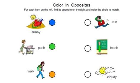 best 25 list of opposites ideas on opposites 479   b339ee2ccb8ceee15dc0abaa7badd0ae worksheets therapy
