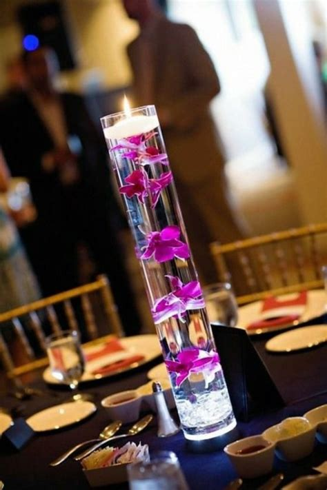 Blumen Hochzeit Dekorationsideenblumen Im Wasser Hochzeit Deko by Hochzeitsdeko Tischdeko Mit Blumen Im Wasser Deko In