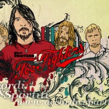 Foo Fighters Best Of You Testo Foo Fighters Wheels Chords Tab Accordi Testo Lyrics