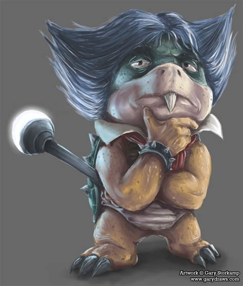 Ludwig Von Koopa By Garystorkamp On Deviantart