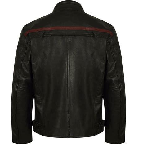 motorcycle style leather jacket motorcycle style two toned leather jacket men 39 s jacket