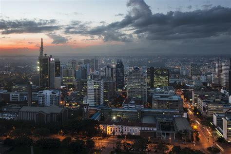Elevation Of Nairobi, Kenya
