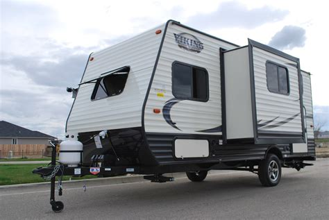 forest river viking ultra lite bunk house travel