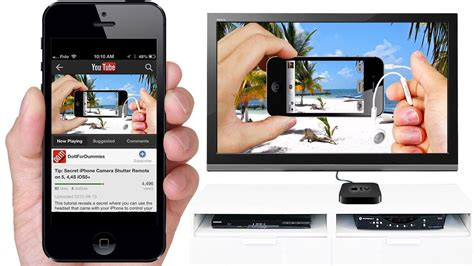 airplay iphone to apple tv how to airplay from iphone to tv w apple