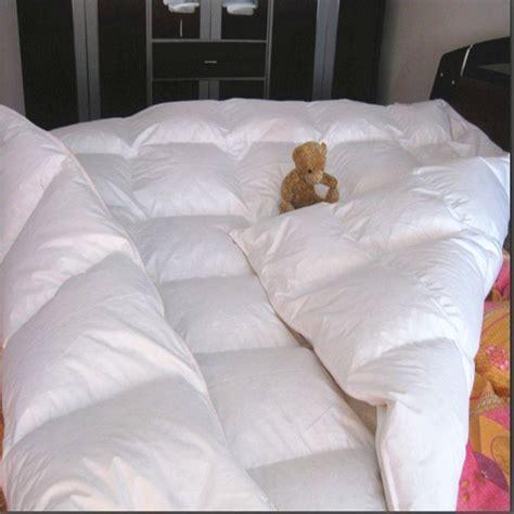 Sega Lēta Zoss Spalvu Mierinātājs Tirdzniecība/gultas ...
