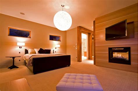 Bedroom Design With Fireplace by 20 Modern Bedroom With Fireplace Designs Home Design Lover