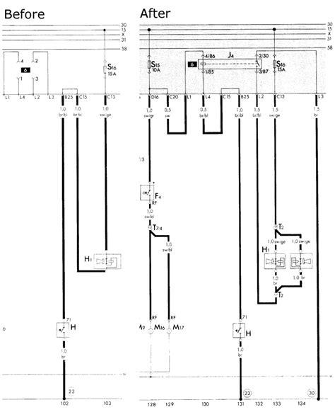 vw t4 horn wiring diagram 25 wiring diagram images