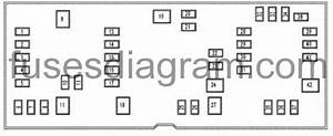 Diagram  Fuse Box Diagram For 2007 Dodge Ram 2500 Full
