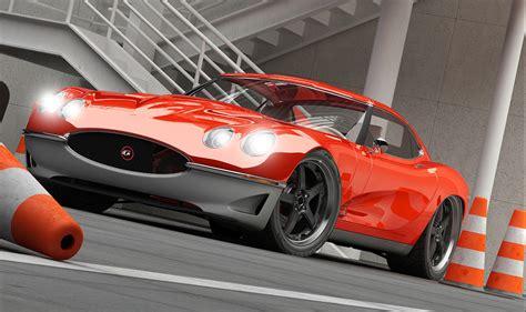 jaguar  type growler   produced  limited run