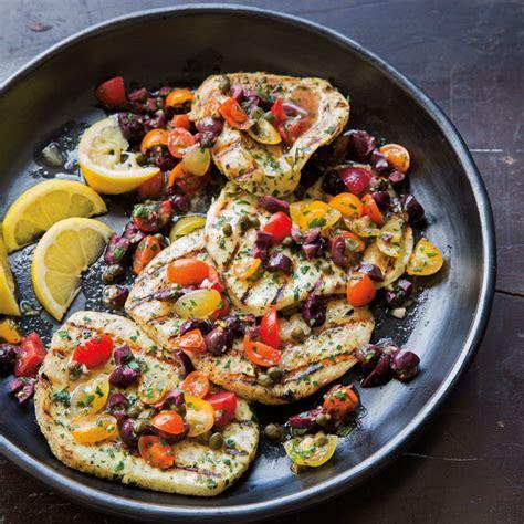 grilled calamari steaks recipe williams sonoma