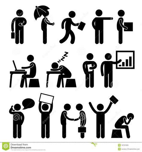 affaires de bureau travail d 39 homme de gens de lieu de travail de bureau de