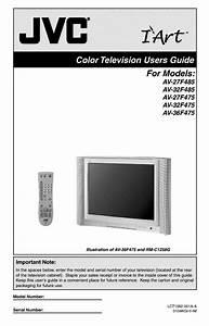 Pdf Manual For Jvc Tv Av