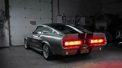 Gt500 Eleanor Wallpapers Shelby Mustang Ford Backlights