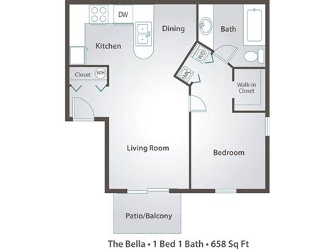 bathroom floor plans with washer and dryer apartment floor plans pricing adele place in orlando fl