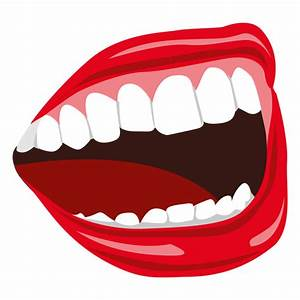 Laughing mouth clipart collection