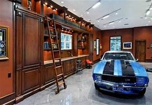 Super garage design inpirations for super car design for Garage interior design