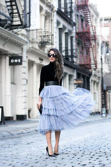 Best 25+ Blue tulle skirt ideas on Pinterest | Skirts in the winter Womenu0026#39;s modern fashion ...