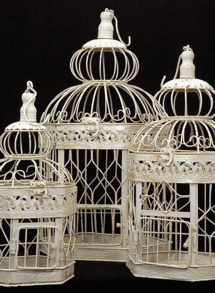 white bird cages for weddings victorian cream white bird cages helen g events destination wedding planner in jamaica