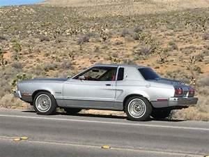 1975 Mustang II Ghia Silver Luxury Edition for sale - Ford Mustang Silver Luxury Edition 1975 ...