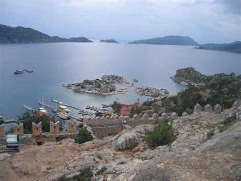 Boat Cruise Turkey by 4 Days Boat Cruise From Fethiye To Marmaris