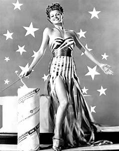 Rita Hayworth 1945 | Hollywood Happy 4th of July ~ Then ...