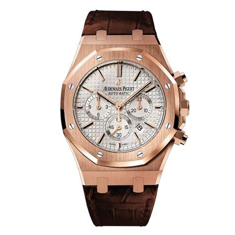 canap ap o audemars piguet royal oak 18k gold chronograph