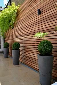 Choisissez un panneau occultant de jardin for Panneau occultant jardin