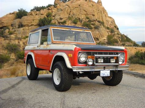 stroppe bronco for sale 1975 bill stroppe bronco autos post