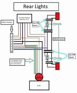 2007 Toyota Tacoma Tail Light Wiring Diagram