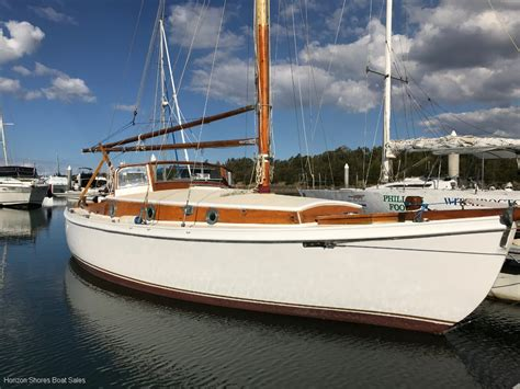 Yacht For Sale Australia by Used Alan Payne Sloop 28 Historic Australia Sailboat For