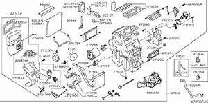 27226-9me1a - Hvac Blower Motor  Lower   Heater