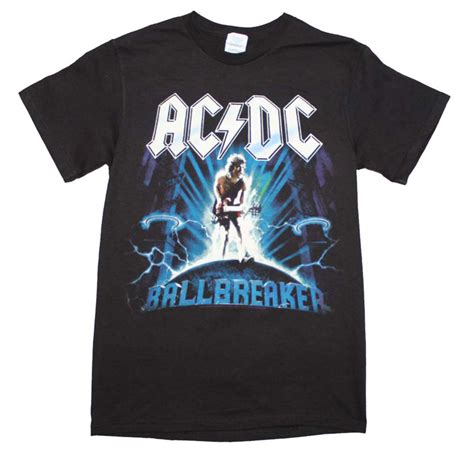 ball breaker dc acdc tshirt graphic mens pop peanuts snoopy cool united states ale