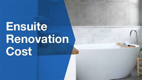 cost  renovating  ensuite bathroom serviceseeking