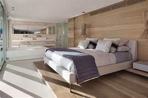 Deco Chambre Bois : maison avec une palette de couleurs naturelles et douces ~ Melissatoandfro.com Idées de Décoration