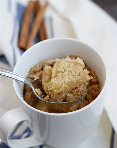 desserts made in a mug 16 mug desserts to make in the microwave purewow