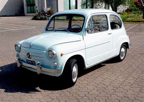 Fiat 600d by Fiat 600 D 1964 Catawiki