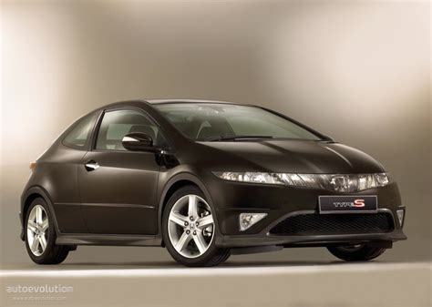 Honda Civic Type S Specs & Photos