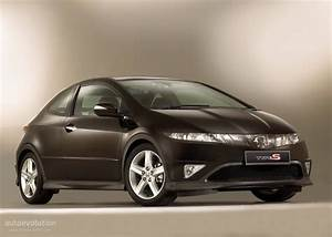 Honda Civic 2008 : honda civic type s specs photos 2005 2006 2007 2008 autoevolution ~ Medecine-chirurgie-esthetiques.com Avis de Voitures