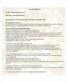 resume exles for housekeeping at a hospital housekeeping resume template 4 free word pdf documents free premium templates