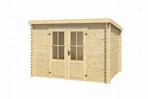 Boden Für Gartenhaus : flachdachhaus 28mm ohne boden 292x230cm doppelt r mit ~ Lizthompson.info Haus und Dekorationen