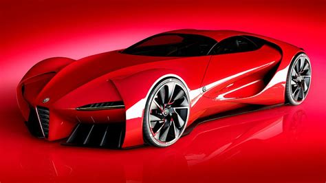This Mad Alfa Romeo Concept Is The Supercar We Need Right