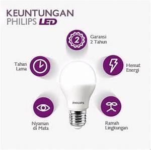 Jual Lampu Philips Led 8 Watt Putih Di Lapak Djlighting