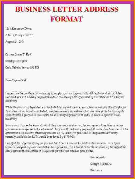 11 address format on a addressing a business letter properaddress gif letter
