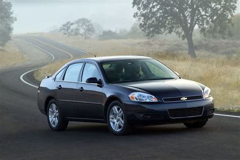 Chevy Impala 2008 by 2008 Chevrolet Impala Overview Cars