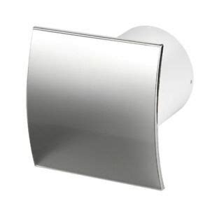 Stainless Steel Bathroom Extractor Fan With Timer