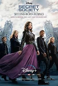 Der Geheime Club Der Zweitgeborenen Royals Film 2020