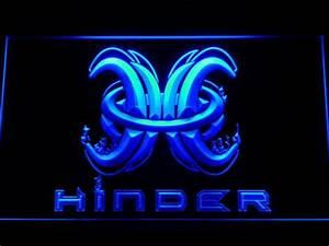 Hinder LED Neon Sign