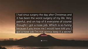 Kaley Cuoco Quo... Painful Christmas Quotes
